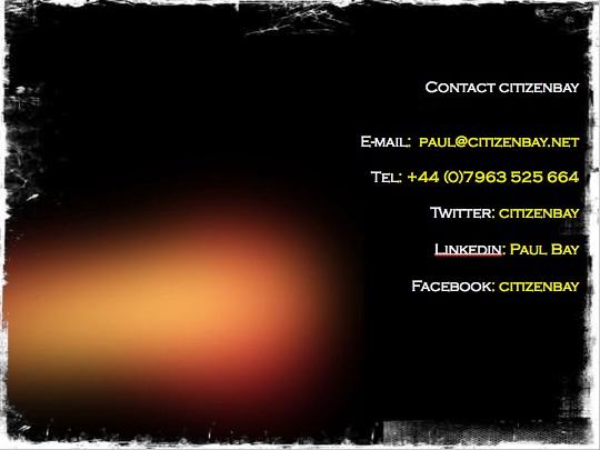Contact citizenbay